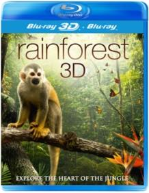 Rainforest - (Blu-ray 3D + Blu-Ray)