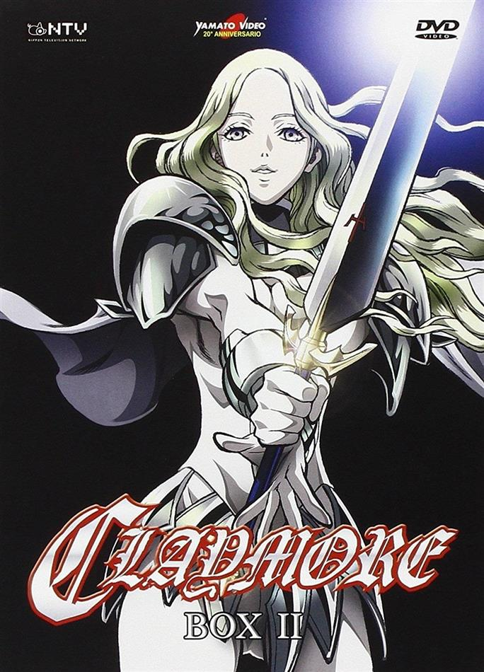 Claymore - Stagione 1 - Box 2/3 (2 DVDs)