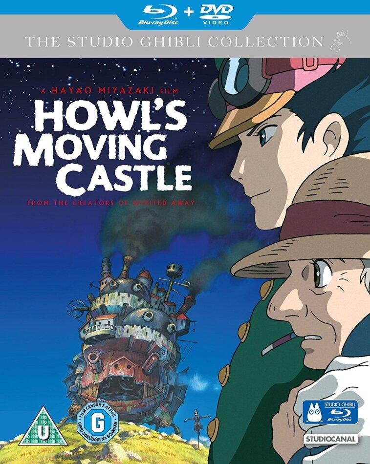 Howl S Moving Castle 2004 Cede Com