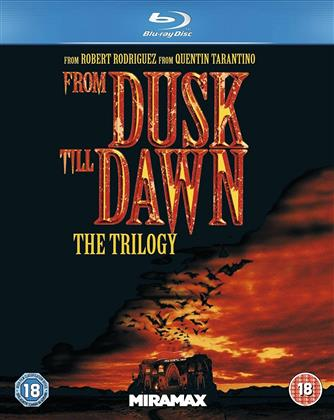 From dusk till dawn 1-3 - The Trilogy (3 Blu-rays)