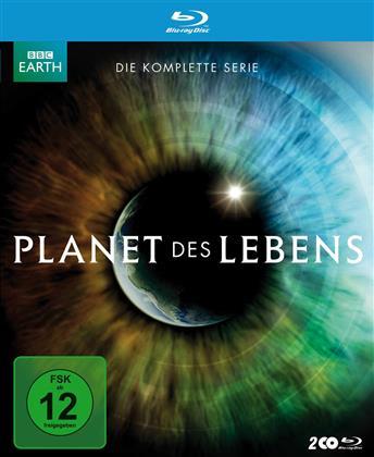 Planet des Lebens - Die komplette Serie (2010) (BBC Earth, 2 Blu-rays)