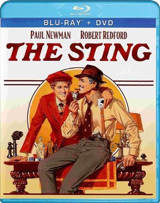 The Sting (1973) (Blu-ray + DVD)