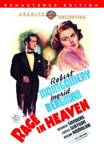 Rage In Heaven - Rage In Heaven / (Mod B&W) (1941) (Remastered)