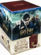 Harry Potter 1 - 7 / Zauberer Collection - Ultimate Collection (15 Blu-rays + 16 DVDs)