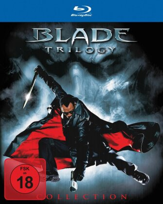 Blade Trilogy - Collection (3 Blu-rays)