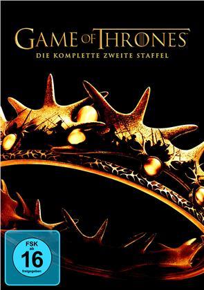 Game of Thrones - Staffel 2 (5 DVDs)