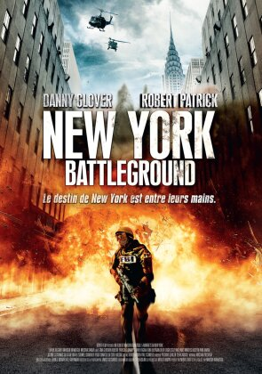 New York Battleground - Five Minarets in New York (2010)