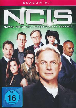 NCIS - Navy CIS - Staffel 8.1 (3 DVDs)