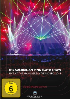 The Australian Pink Floyd Show - Live at Hammersmith Apollo 2011 (Special Edition, 2 DVDs)