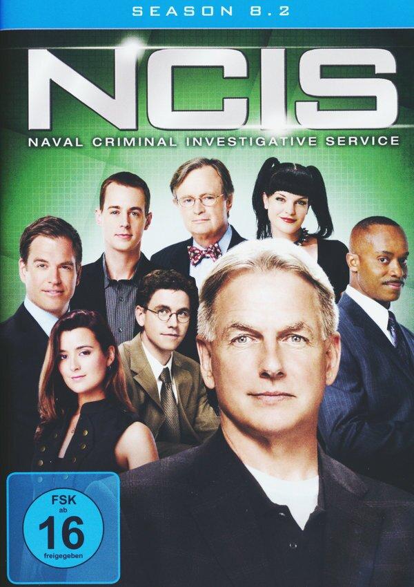 NCIS - Navy CIS - Staffel 8.2 (3 DVDs)