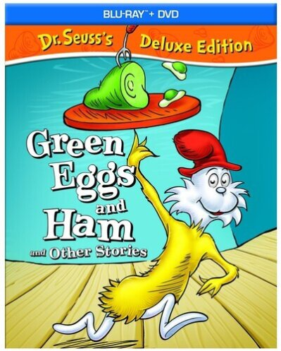 Dr Seuss's Green Eggs & Ham & Other Stories (Deluxe Edition, Blu-ray + DVD)