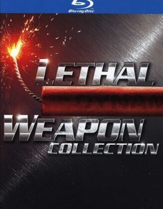 Lethal Weapon Collection (Gift Set, 5 Blu-rays)