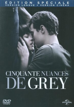 Cinquante nuances de Grey (2015) (Kinoversion, Langfassung, Special Edition)