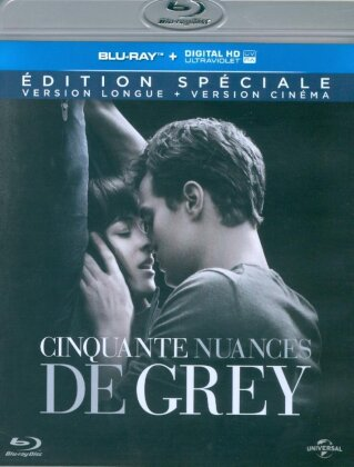 Cinquante nuances de Grey (2015) (Special Edition)