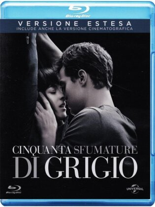 Cinquanta sfumature di grigio (2015) (Extended Edition)
