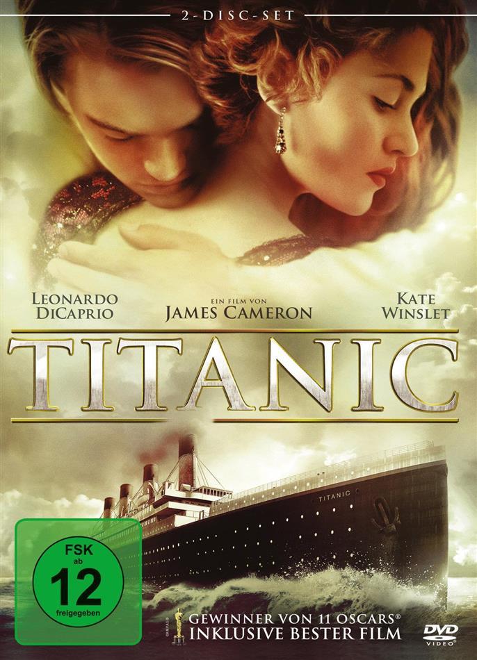 Titanic (1997) (Neuauflage, 2 DVDs)