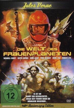 Die Welt des Frauenplaneten - Jules Verne