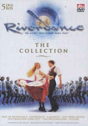 Riverdance - The Collection Box (5 DVDs)