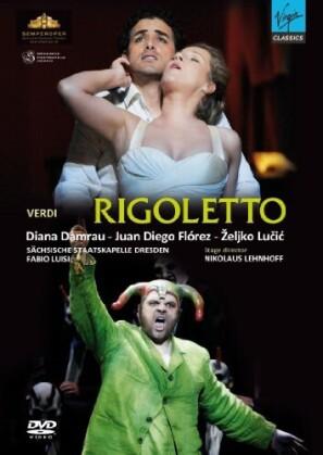 Sächsische Staatskapelle Dresden, Fabio Luisi, … - Verdi - Rigoletto (Erato)