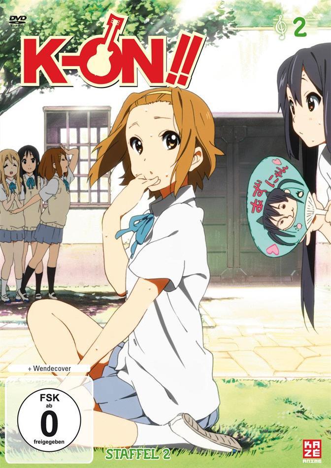 K-On! - 2. Staffel - Vol. 2