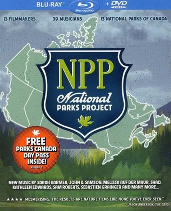 National Parks Project (2 Blu-rays)