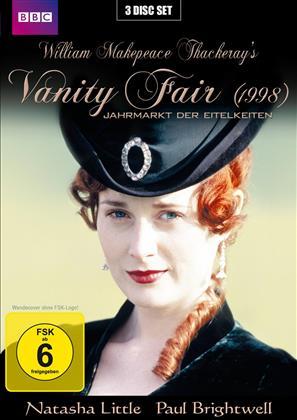 Vanity Fair (1998) - Jahrmarkt der Eitelkeiten (1998) (Neuauflage, 3 DVDs)