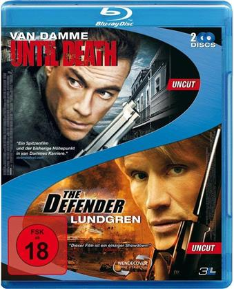 Until Death / The Defender (2 Blu-rays)