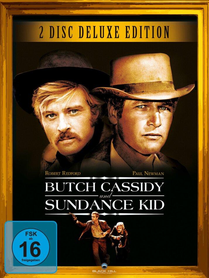 Butch Cassidy und Sundance Kid (1969) (Deluxe Edition, 2 DVDs)