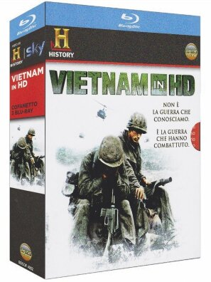 Vietnam in HD (History Channel) (2011) (3 Blu-rays)