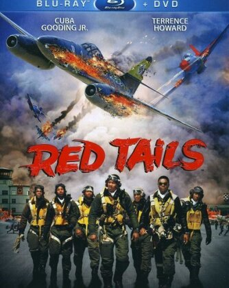 Red Tails (2012) (Blu-ray + DVD)