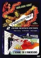 L'indestructible / L'homme en 4 dimensions (s/w)