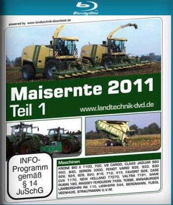Maisernte 2011 - Teil 1