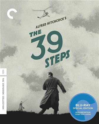 The 39 Steps (1935) (s/w, Criterion Collection)