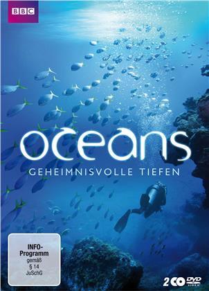Oceans - Geheimnisvolle Tiefen (BBC, 2 DVDs)