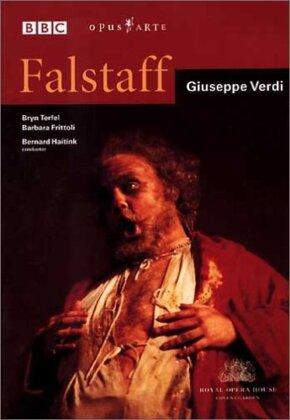Orchestra of the Royal Opera House, Bernard Haitink, … - Verdi - Falstaff (BBC, Opus Arte)