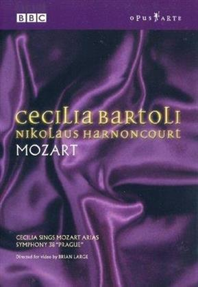 Concentus Musicus Wien, Nikolaus Harnoncourt & Cecilia Bartoli - Mozart (BBC, Opus Arte)