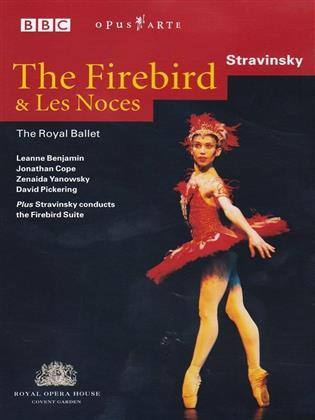 Royal Ballet, Orchestra of the Royal Opera House, … - Stravinsky - The Firebird / Les Noces (BBC, Opus Arte)
