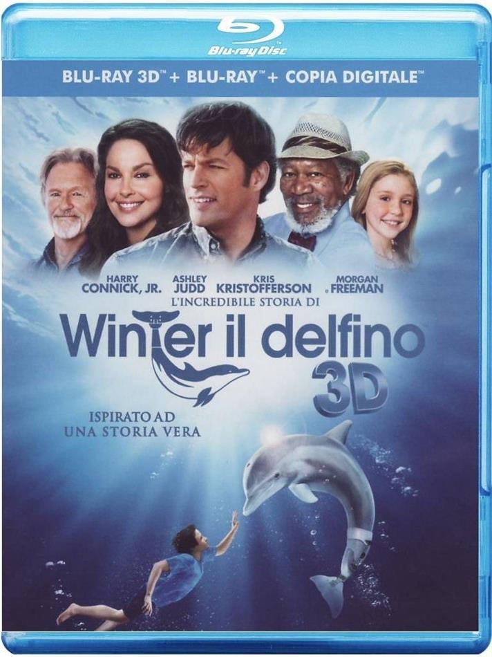L'incredibile storia di Winter il delfino (2011)
