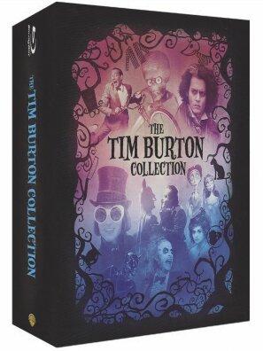 Tim Burton Collection (8 Blu-rays)