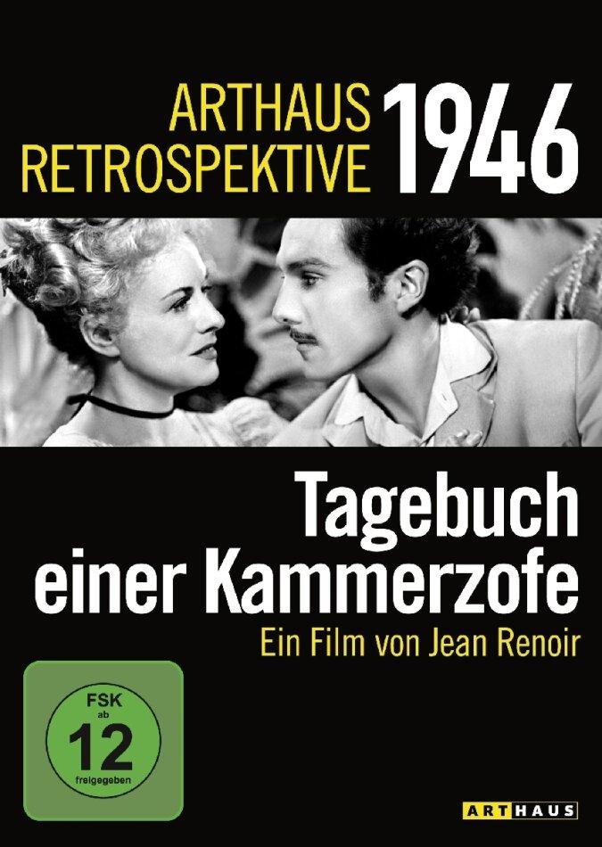 Tagebuch einer Kammerzofe - (Arthaus Retrospektive 1946) (1946)