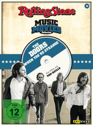 The Doors - When you're strange (Rolling Stone Music Movies Collection)