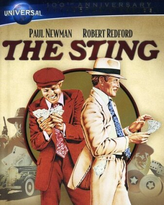 The Sting (1973) (Collector's Edition, Blu-ray + DVD)