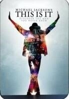 Michael Jackson - This is it (Edizione Speciale, Steelbook, 2 DVD)