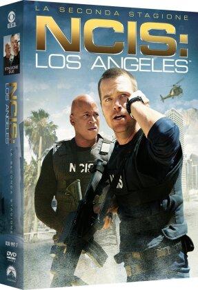 NCIS - Los Angeles - Stagione 2 (6 DVD)