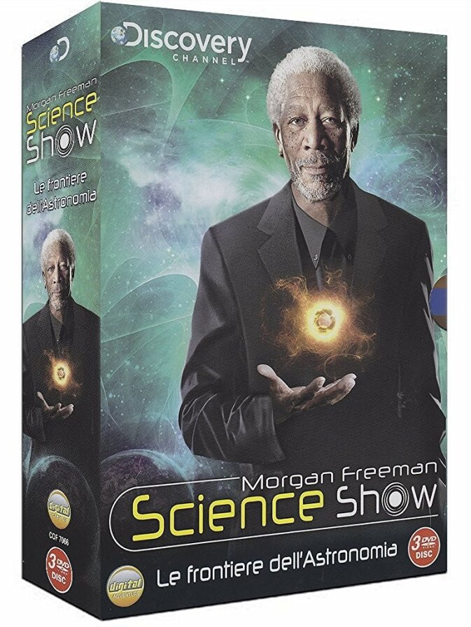 Morgan Freeman Science Show - Le frontiere dell'Astronomia (Discovery Channel, 3 DVDs)