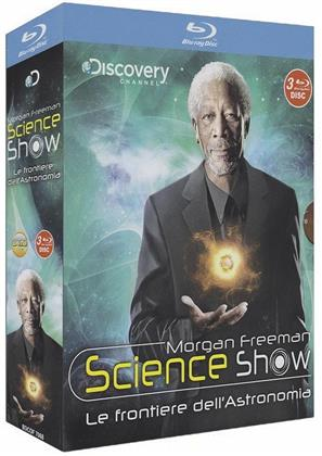 Morgan Freeman Science Show - Le frontiere dell'Astronomia (2011) (3 Blu-ray)