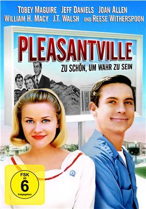 Pleasantville - Zu schön, um wahr zu sein (1998) (Neuauflage)