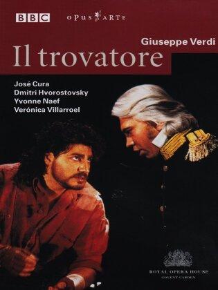 Orchestra of the Royal Opera House, Carlo Rizzi, … - Verdi - Il Trovatore (Opus Arte, BBC)