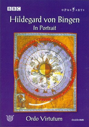 Various Artists - Hildegard von Bingen in portrait (BBC, 2 DVD)