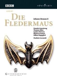 London Philharmonic Orchestra, Vladimir Jurowski, … - Strauss - Die Fledermaus (Opus Arte, Glyndebourne Festival Opera, 2 DVDs)
